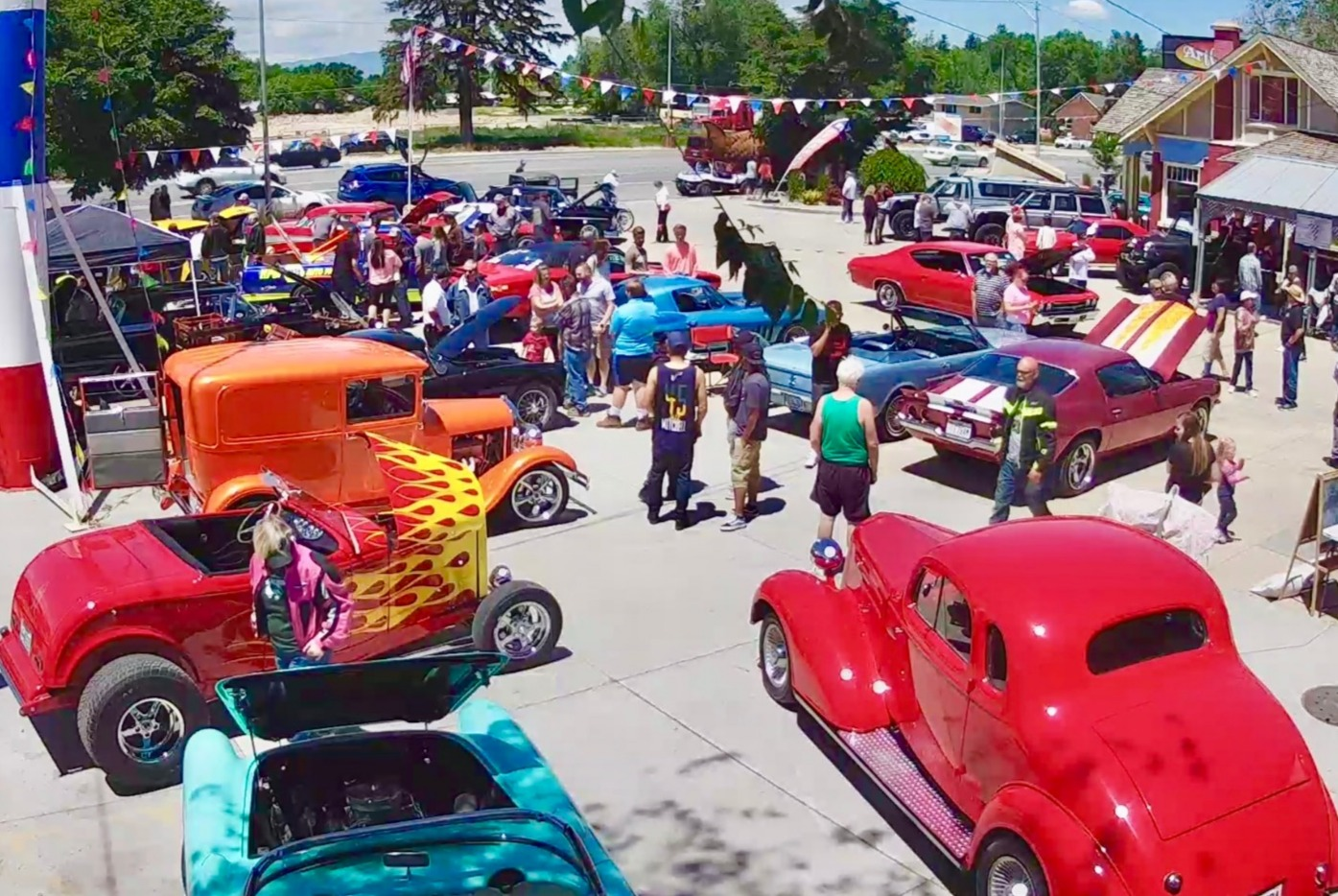 Art City Auto Body Car Show 2019
