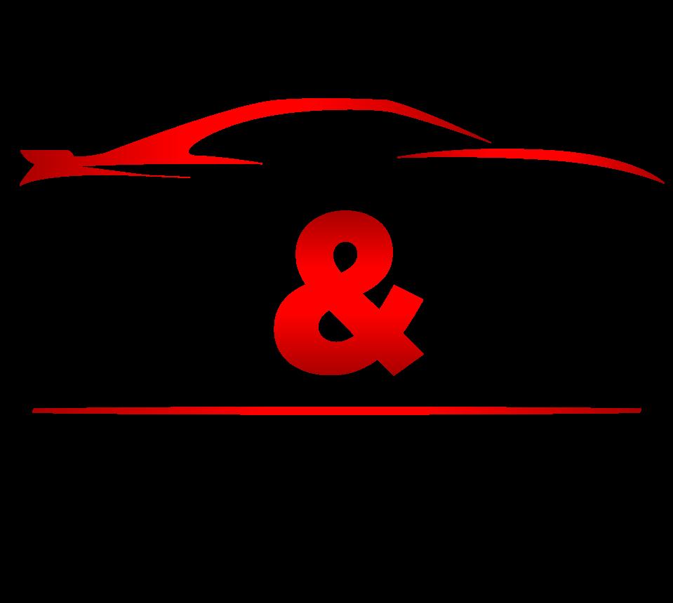 M&S auto detailing logo