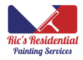 ric residential painting services logo