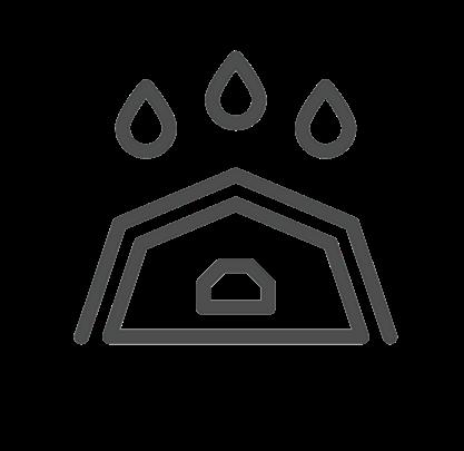 emergency roof repair icon
