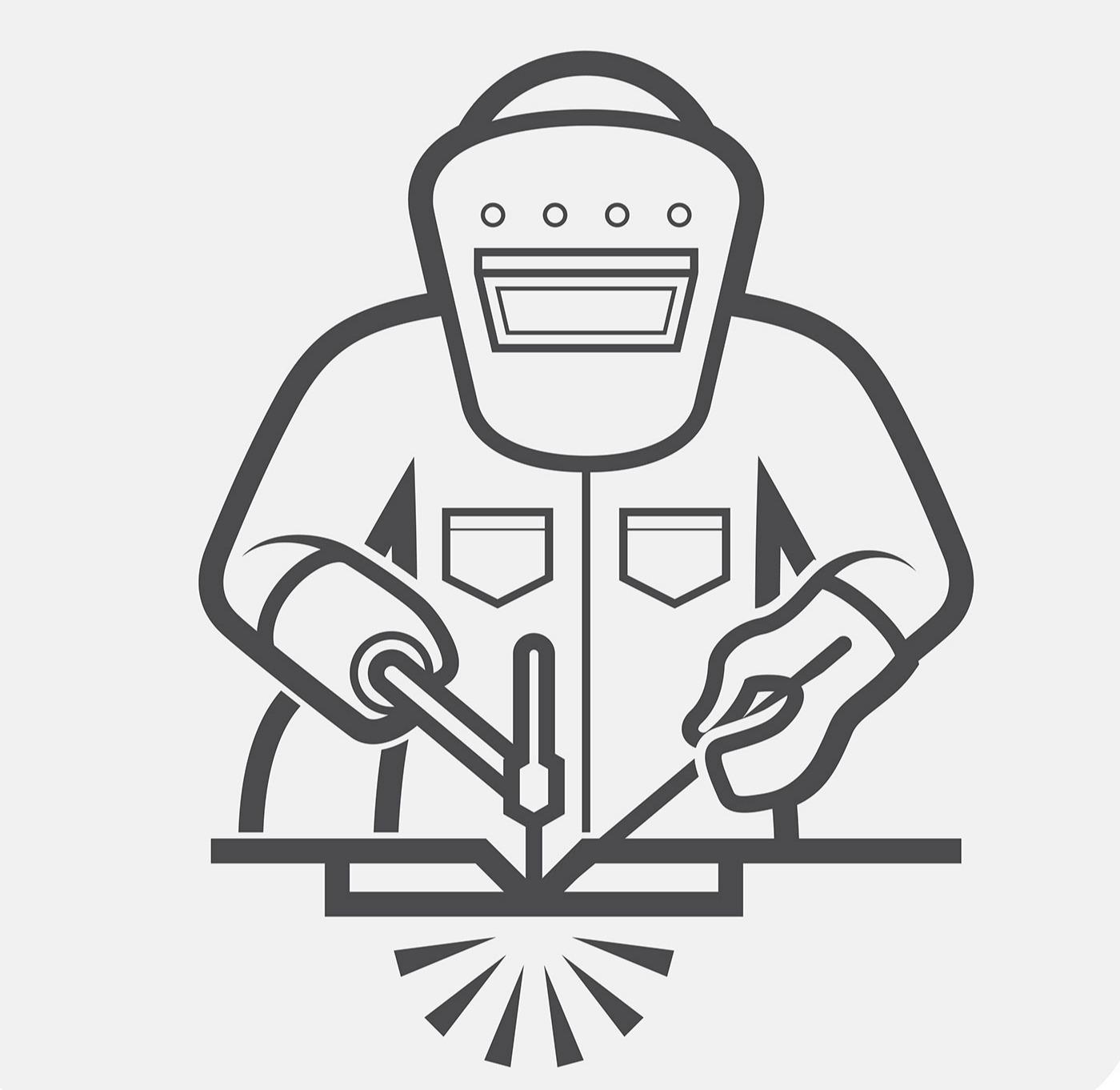 welding icon