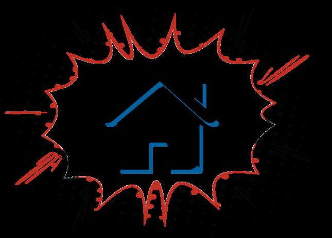 house pow icon