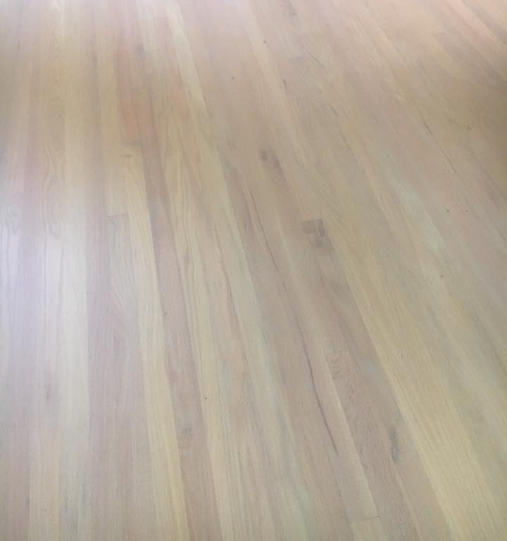 Hardwood Finished