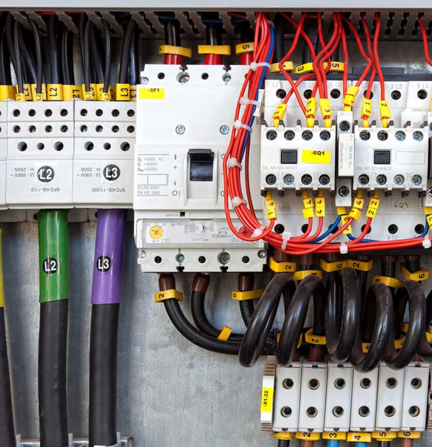Circuit Breakers and Panels