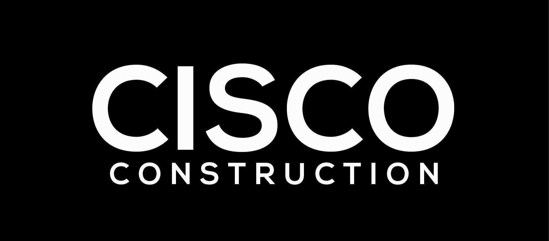 Cisco Construction Logo