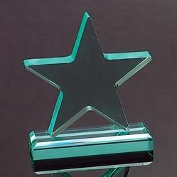 Star Award with Base