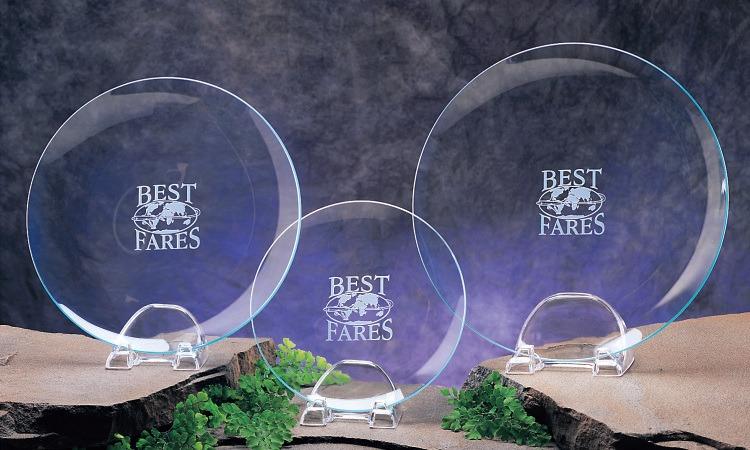 Award Plates (Round)