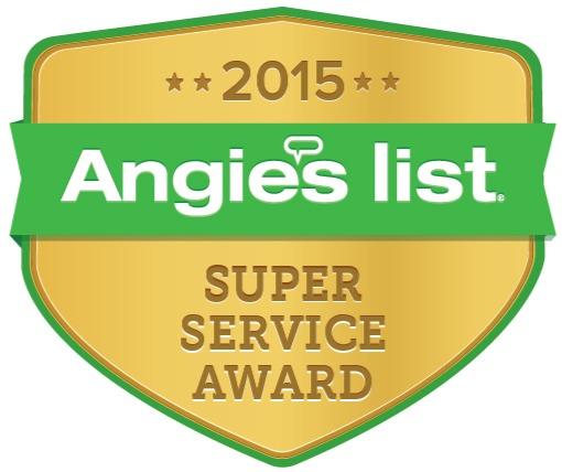 AngiesList Super Service award 1