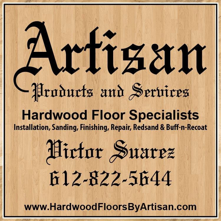 Hardwood Floors By Artisan