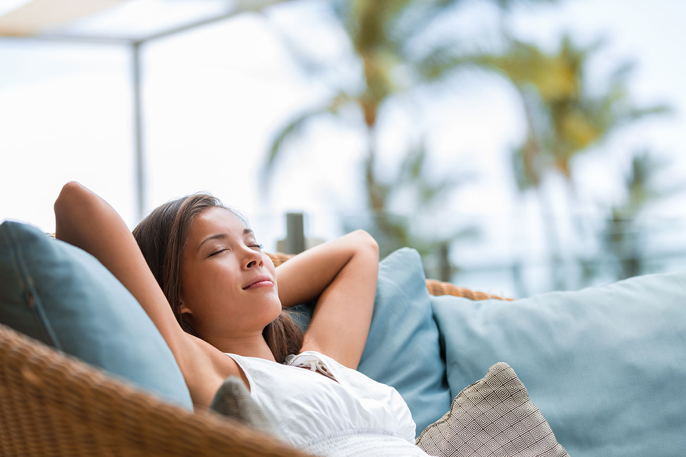relaxing worry free hypnotherapy