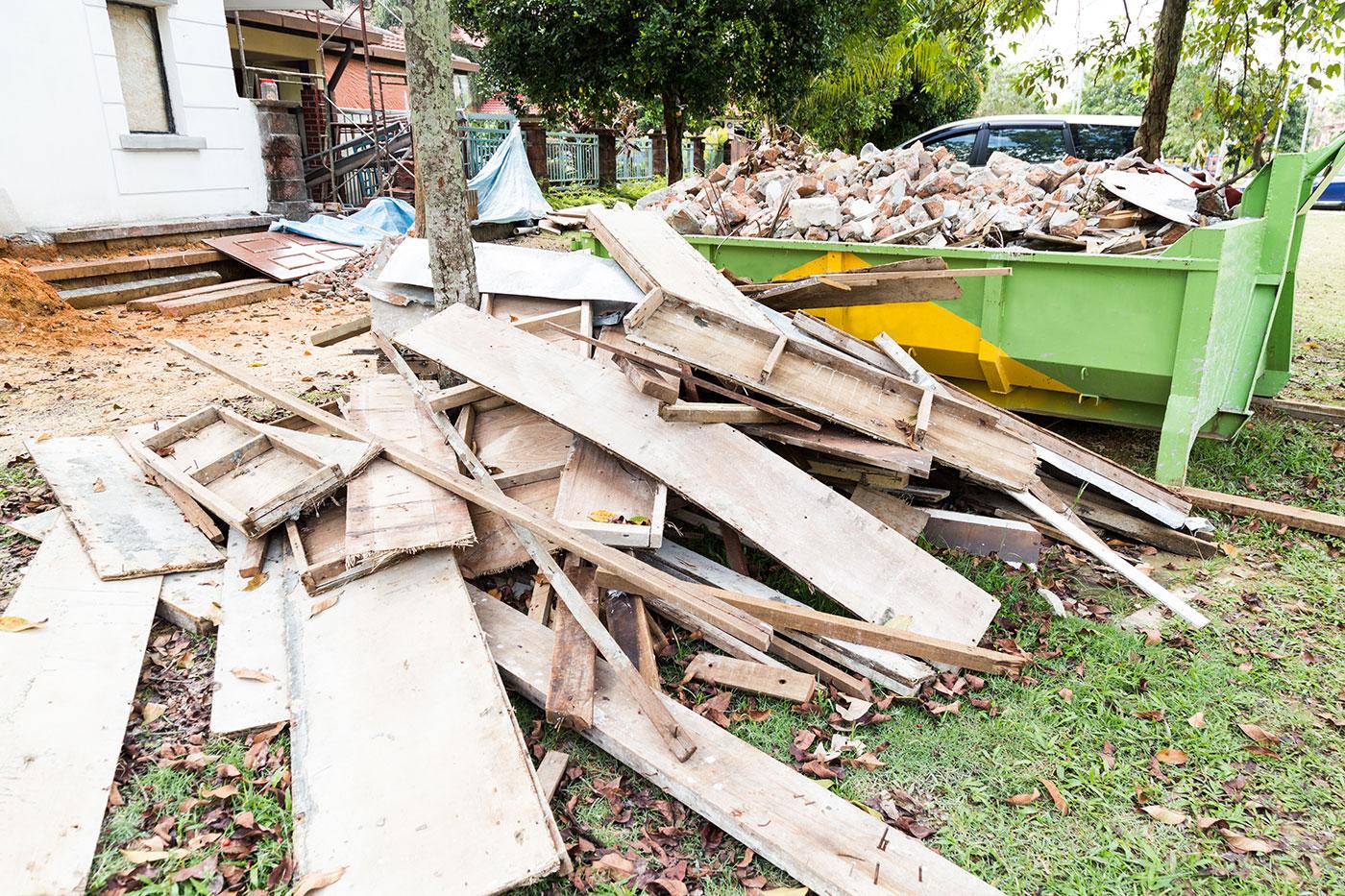 Demolition Cleanup