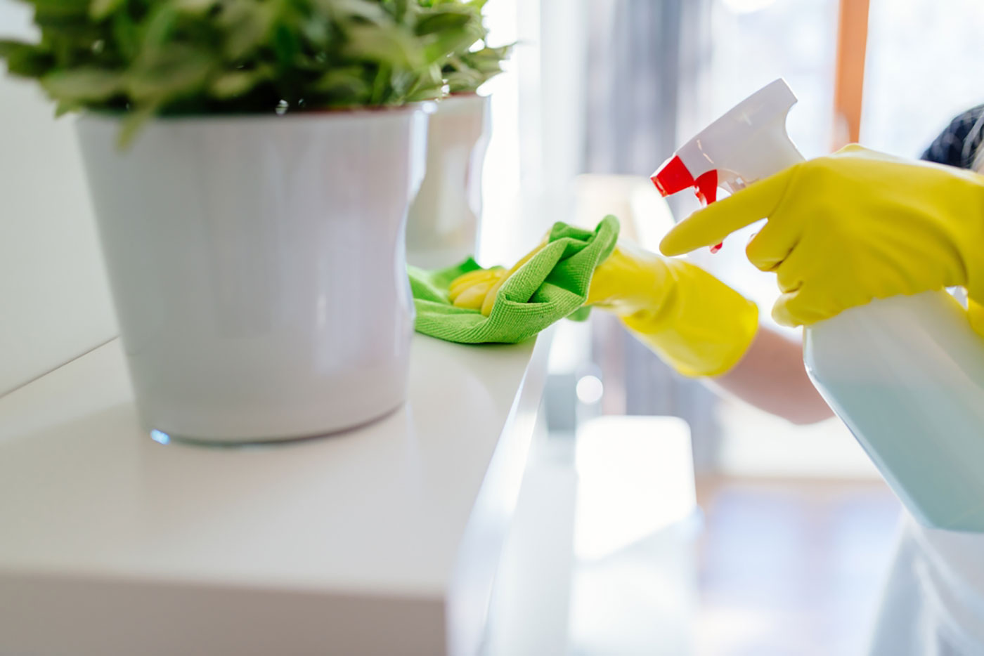 standard cleaning