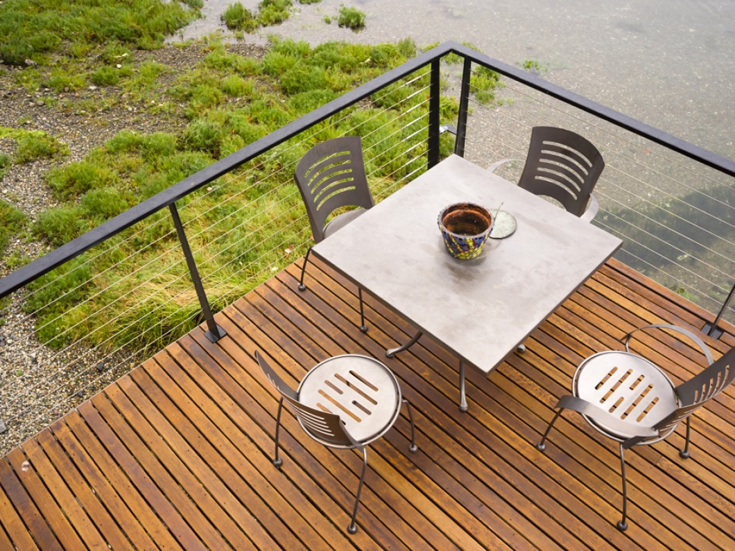 Deck and Fence Stain