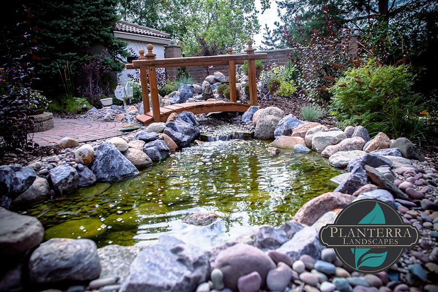 water features fountains ponds