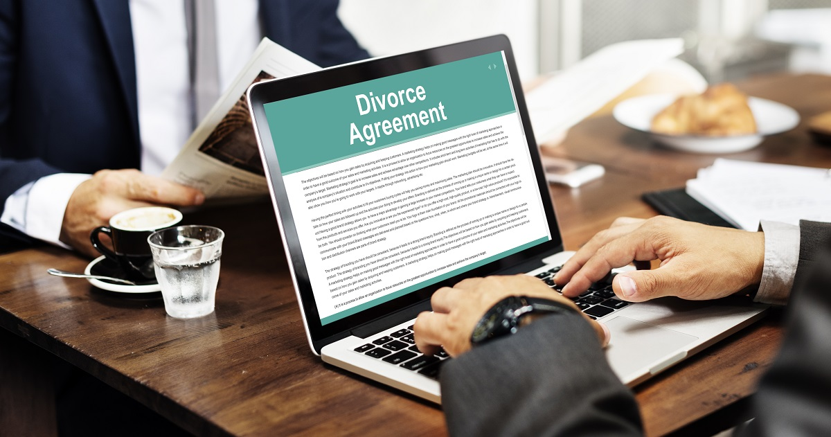 divorce agreement