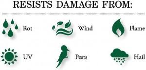 resist damage