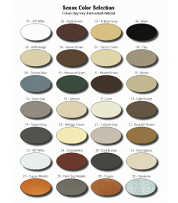 color selection gutters