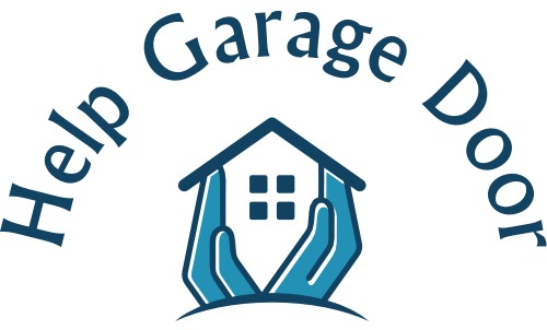 help garage door logo