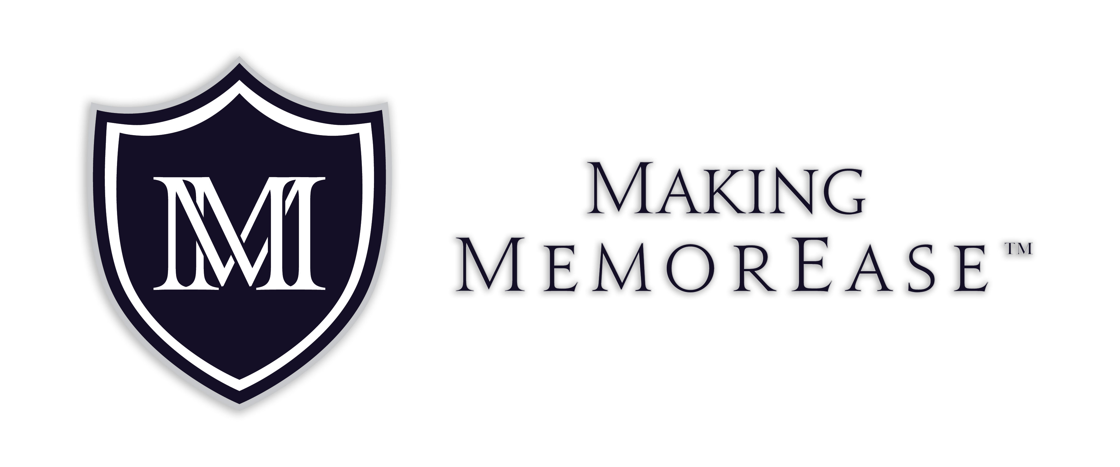 Making MemorEase Logo