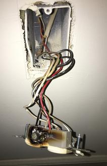 rewiring repair