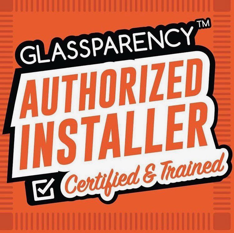 glassperancy authorized installer