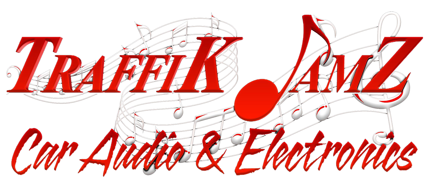 traffik jamz car audio and electronics logo
