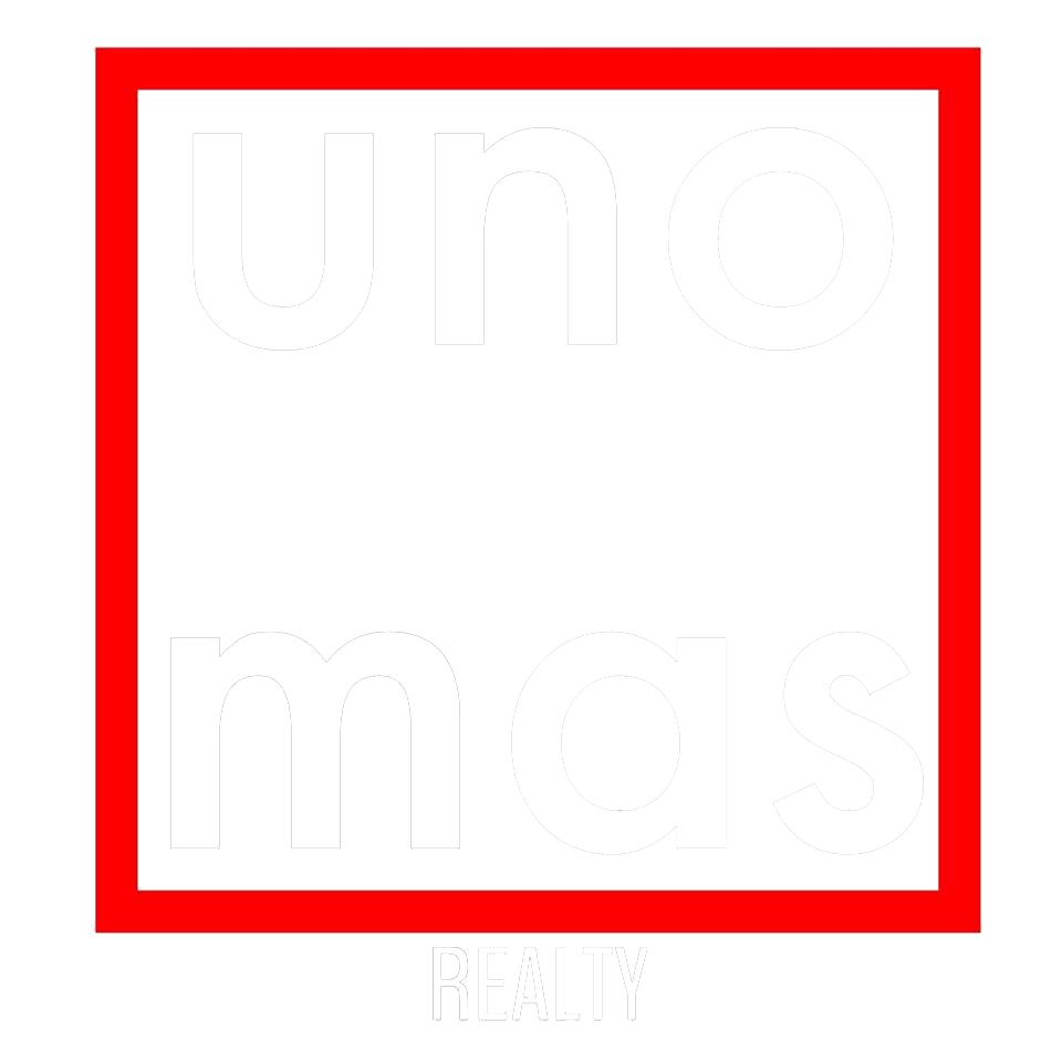uno mas realty logo
