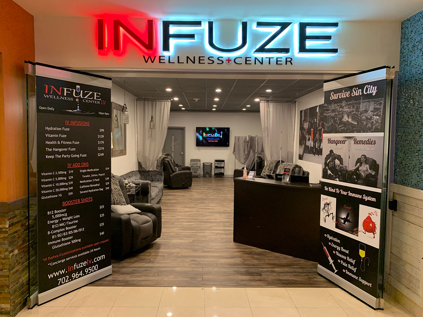 infuze lv wellness