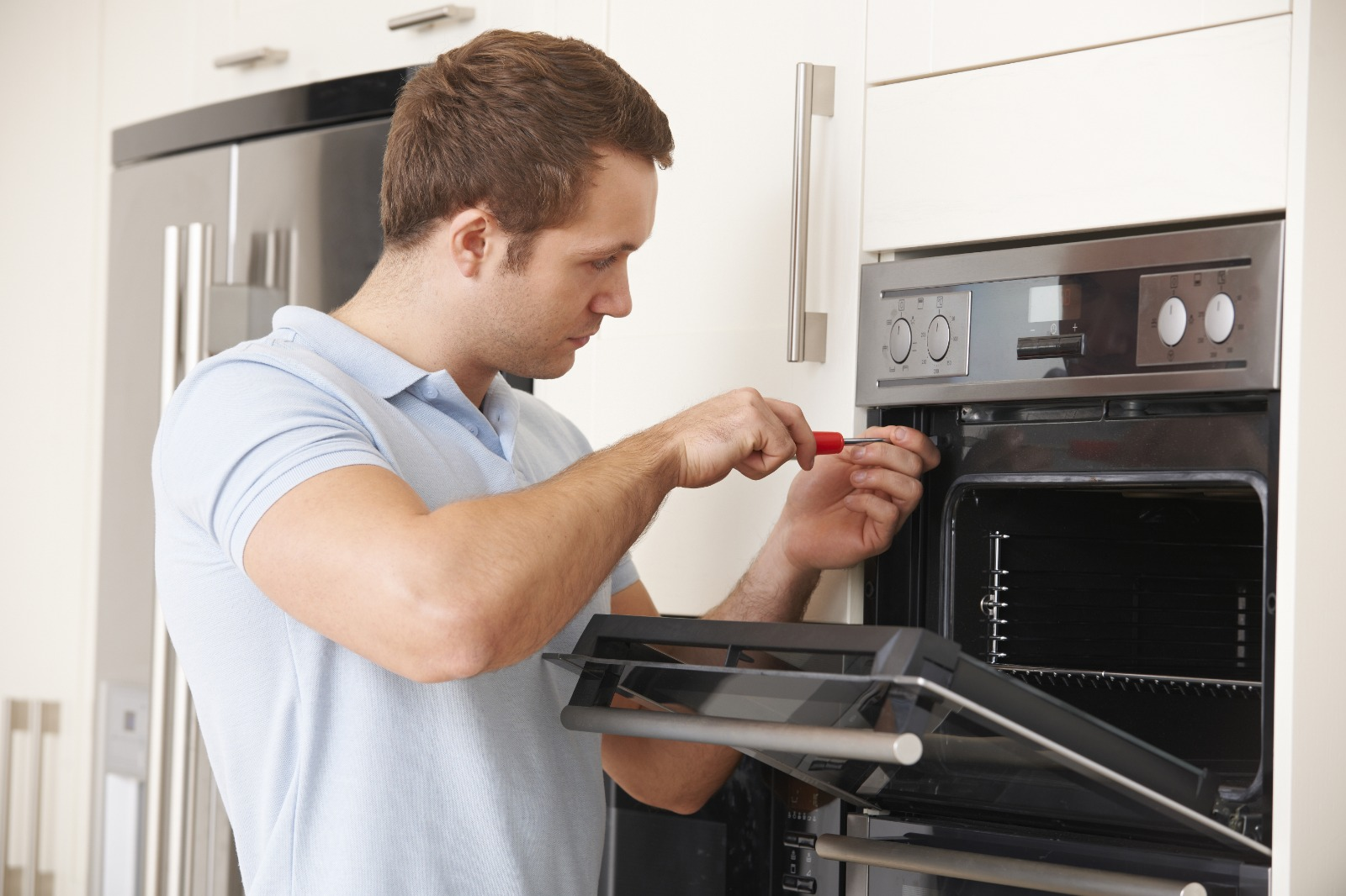 Fixing appliances