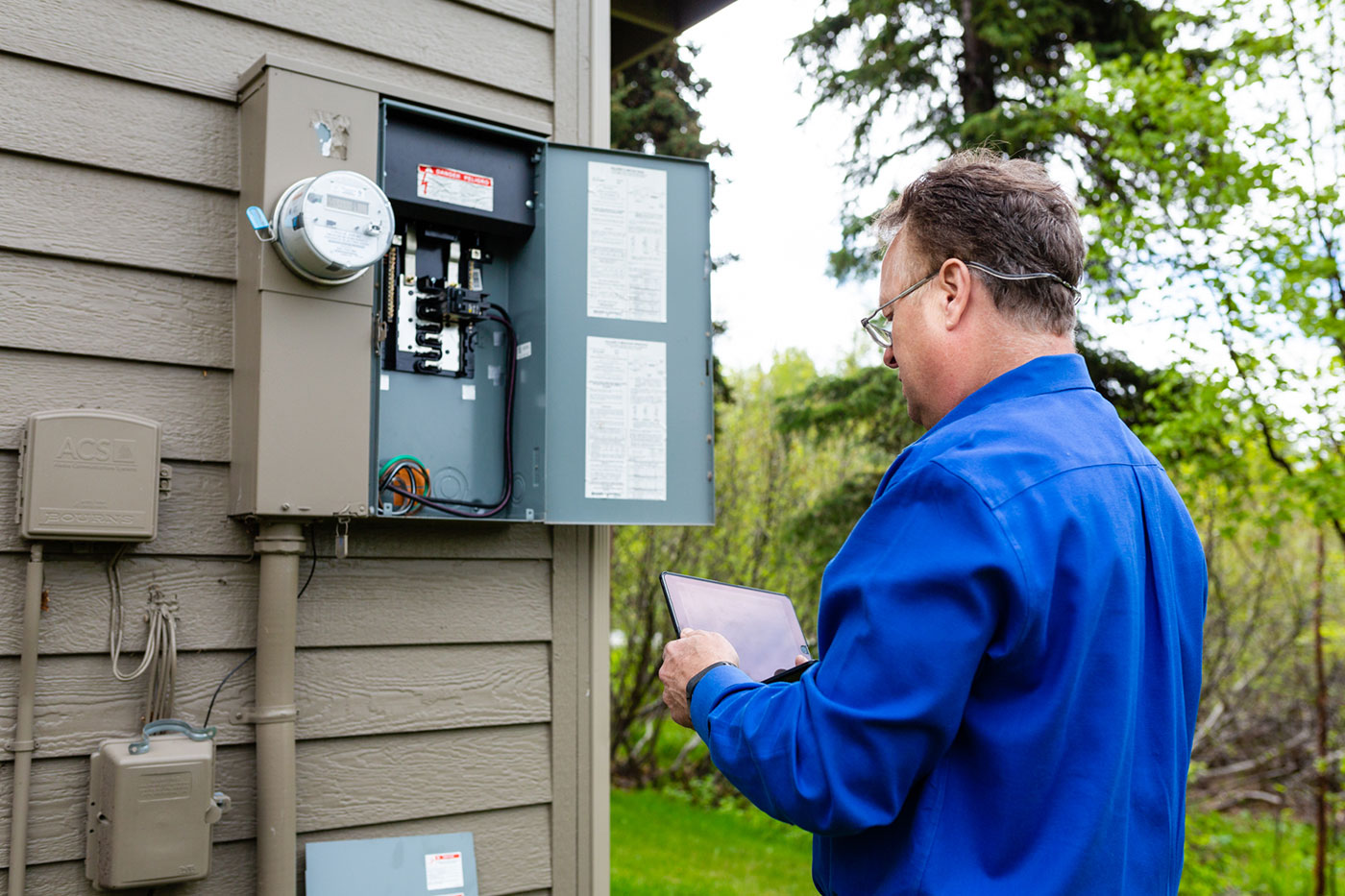 home inspection services electrical inspection