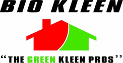 Bio Kleen Carpet and Upholstery Logo