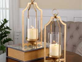 Sconces & Candles