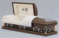 steel casket