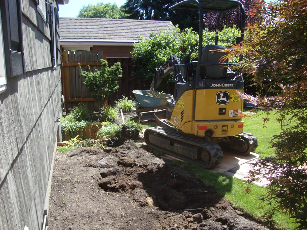 crawlspace drainage