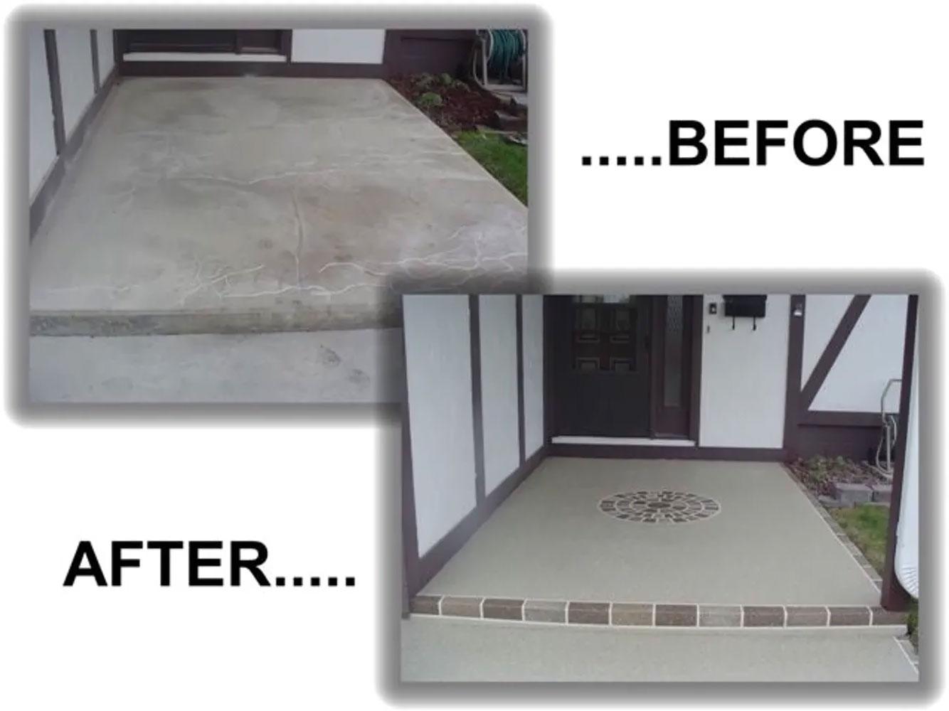 floor transformation