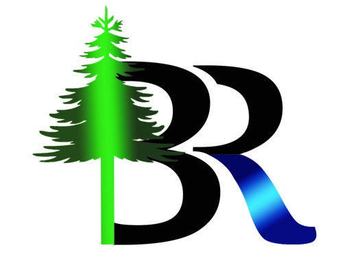 Blue River Landscaping Logo