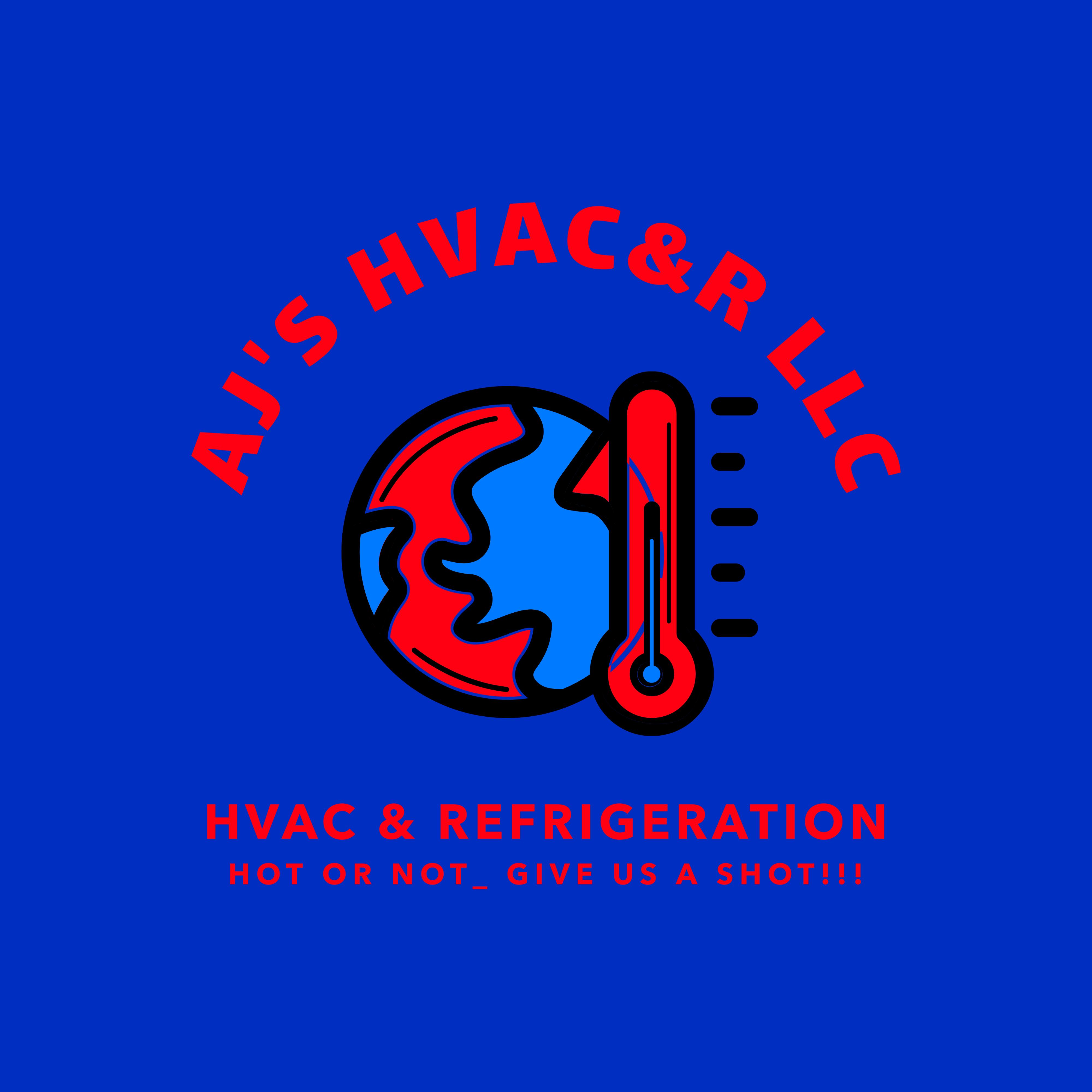 AJ's HVAC&R LLC  Logo