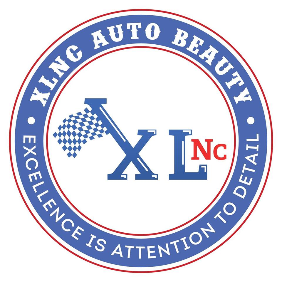 xlnc auto beauty logo