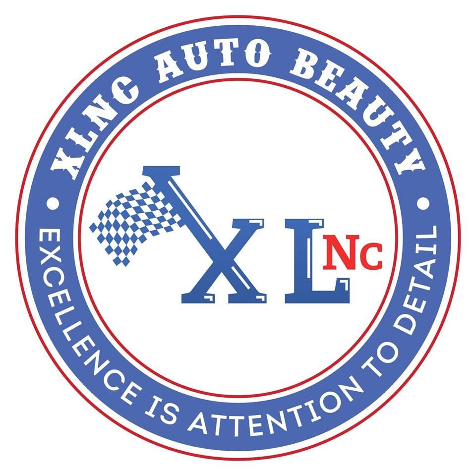xlnc auto beauty logo