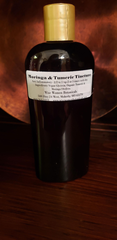 Moringa & Tumeric Tincture