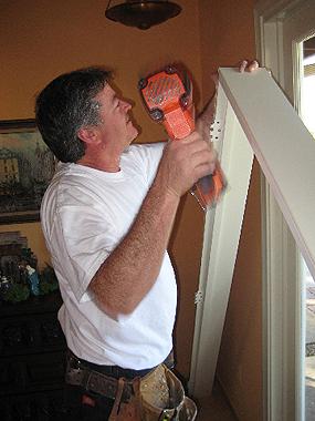 after shutter repair
