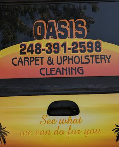Oasis Carpet & Upholstery