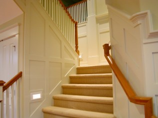 Custom Wainscot and Paneling