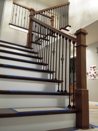 Complete Staircase Remodel