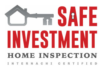 safe investment home inspection logo