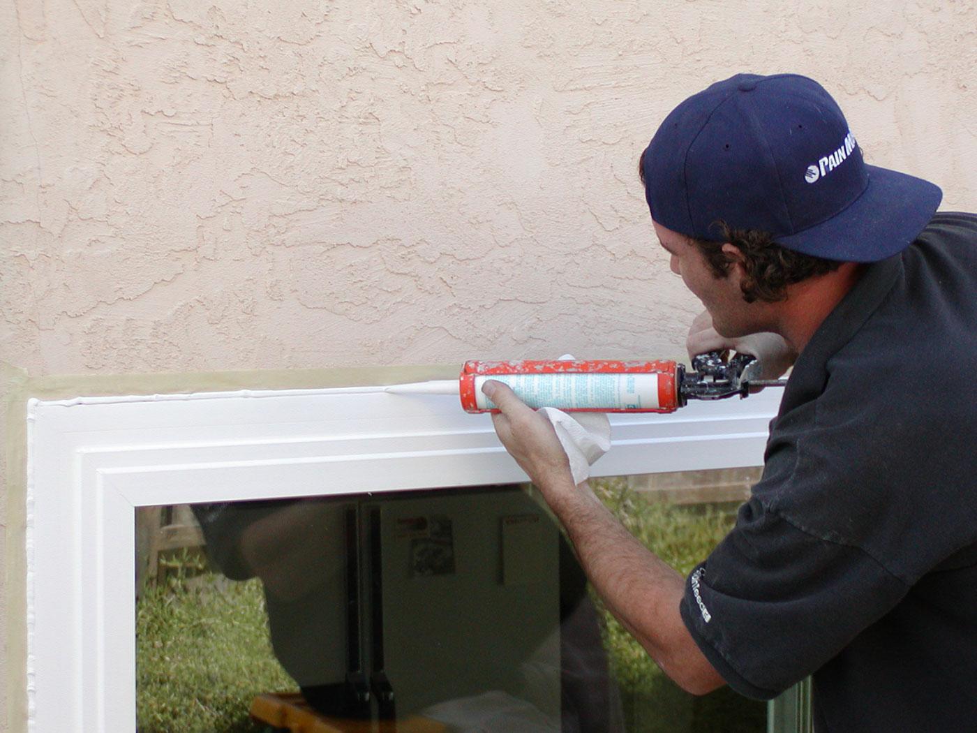 window and door repairman
