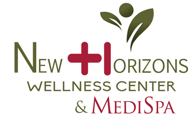 new horizons wellness center logo