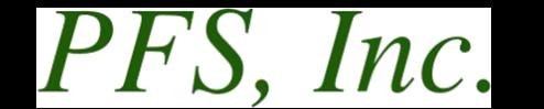 pfs inc logo