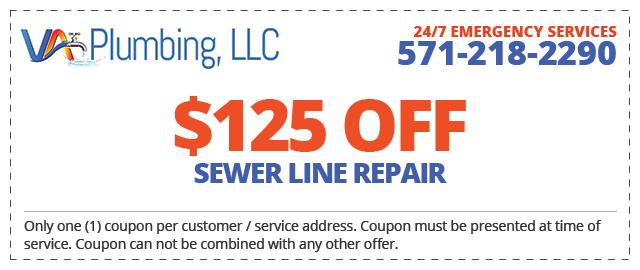 plumbing special coupon