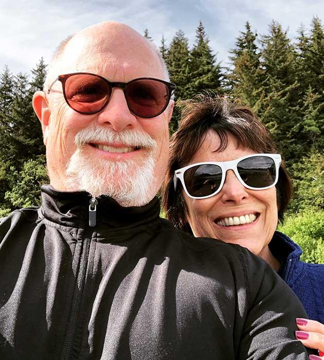 Steve & Mary Berthiaume